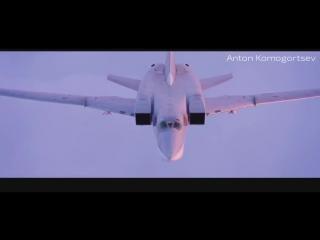 Стратегическая авиация России (Ту-160 Ту-22М3 Ту-95МС)