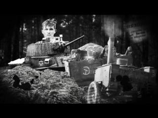 Как повар Иван Павлович Середа фашистский танк топором зарубил!