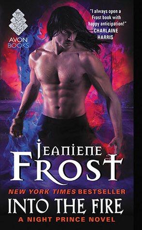 В огне. Принц Ночи 4 - Джанин Фрост