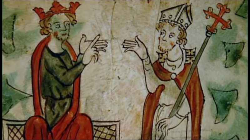 BBC - Саймон Шама - История Британии (2000 - 2002) vol.3 Династия, Dynasty (1087–1216)