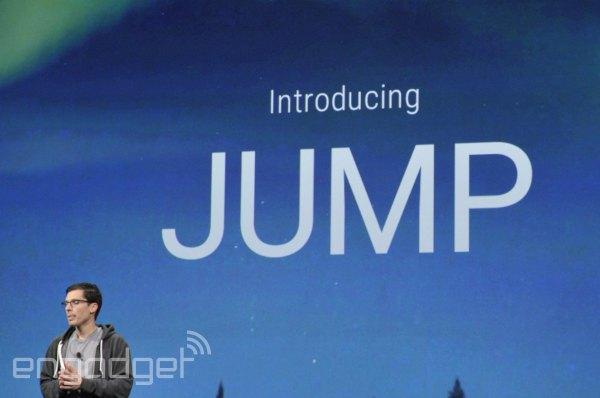 Платформа от Google - Jump VR