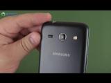Распаковка Samsung Galaxy Star Advance Duos G350 Black