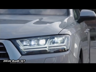 2015-2016 BMW X6 VS Audi Q7 - First Look!