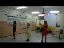 Наш танец на осенний бал. 7 класс