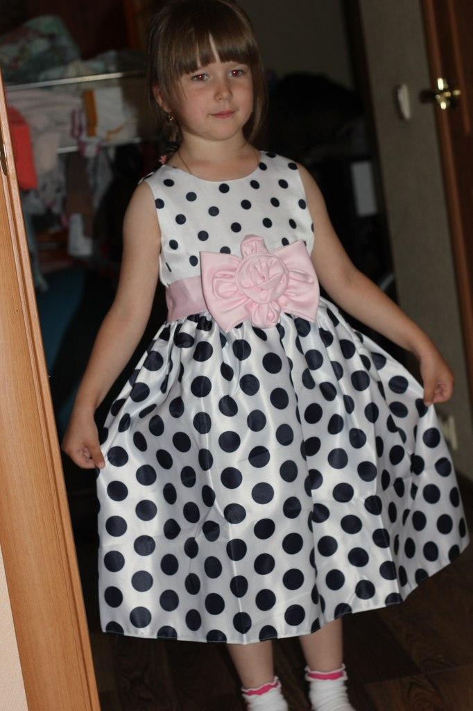 Платье zoe flower для девочки
