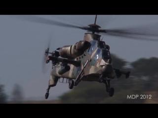Южноафриканский ударный вертолёт Denel AH-2 Rooivalk  (Пустельга)