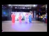 Восточные сказки. Детская группа восточного танца. Преподаватель - Демидова Анастасия. 20.12.2015