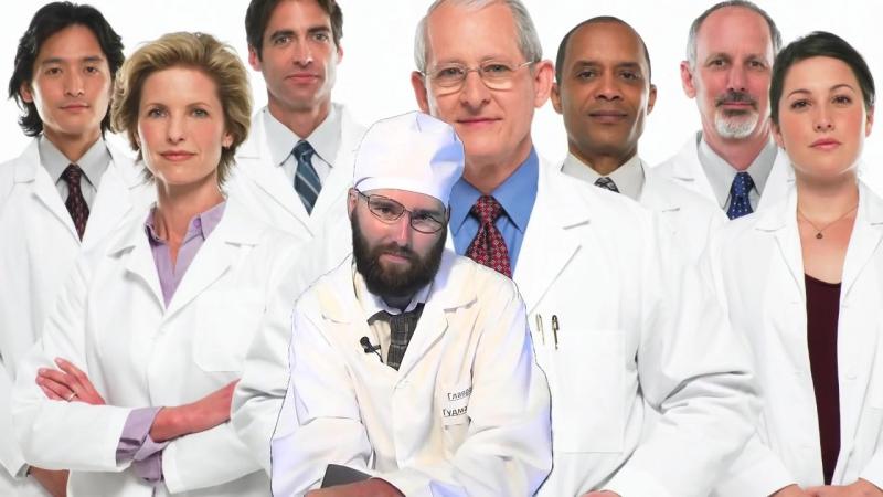 Доктор Гудман лечит. История болезни №1.