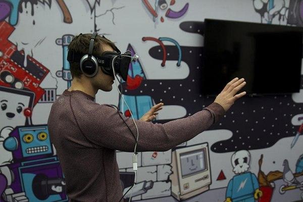 VR меняет мышление людей