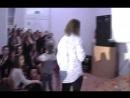 Кузьма Скрябин на мисс КГМУ 2012. Симферополь, Украина.