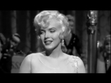 Marilyn Monroe ♫ I Wanna Be Loved By You (HD)