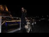 29 января 2016: Кара и Бен Стиллер на промоушене фильма «Образцовый самец», Париж