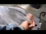 Шумоизоляция автомобиля Рено Логан своими руками