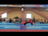 Акро-йога на йога марафоне 2016 Иркутск
