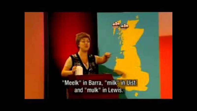 Comedy about Native vs New Speakers of Scottish Gaelic