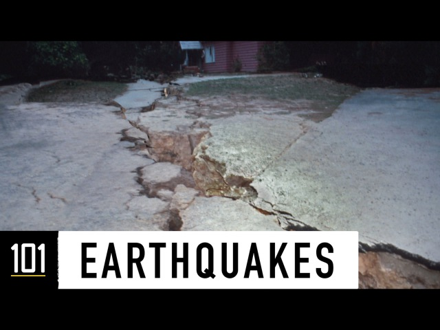 Earthquakes 101 National Geographic