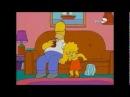 Симпсоны, Большай зад Лизы.