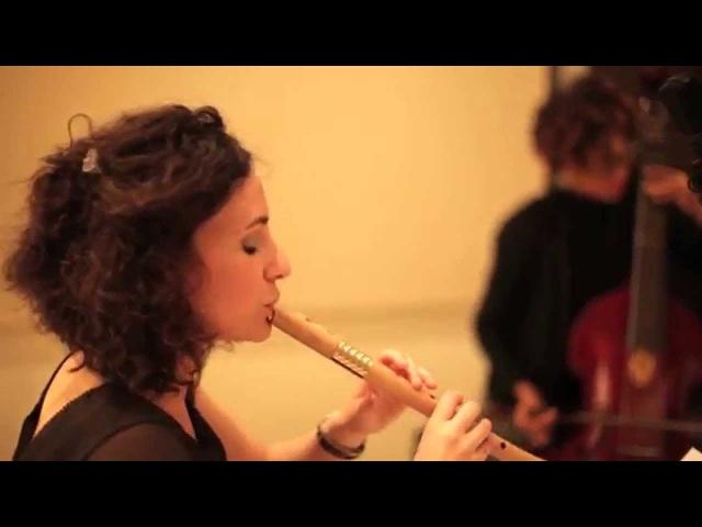 Opus 5 - Early Music Ensemble - J.H. SCHMELZER - Eva Jornet, recorder