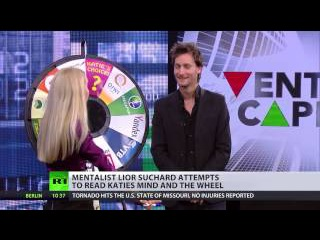 Lior Suchard - Russia Today Channel (RT): Venture Capital Show!
