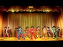 Популярно-массовый танец ДИСКО-80х , все группы школы танца ПАНТЕРА, Иркутск