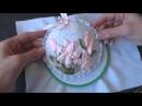 КУРС секреты вышивки лентами Урок 1 Обзор материалов для вышивки лентами