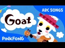 G | Goat | ABC Alphabet Songs | Phonics | PINKFONG Songs for Children