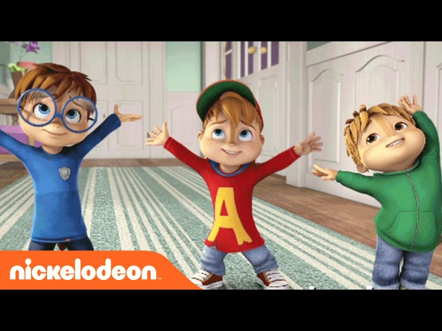 ALVINNN and the Chipmunks | Alvin Megamix feat. The Chipettes | Nick