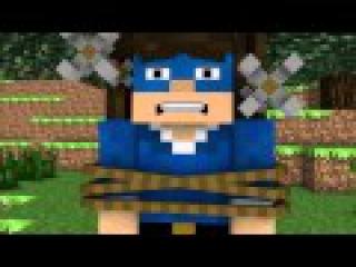 Minecraft мультик 4-ый | Голодные игры
