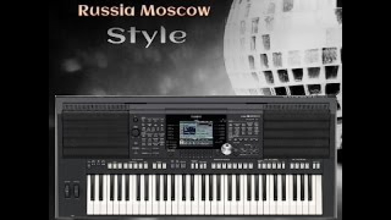 Мираж Наступает Ночь Млечный путь Снова вместе Yamaha PSR-S950/S750
