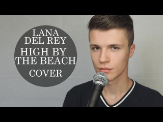 Lana Del Rey - High By The Beach (cover) | Sylvain Wuyts