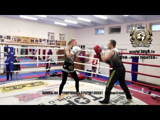 World Muay Thai Champion Ekaterina (Barby) Vandarieva
