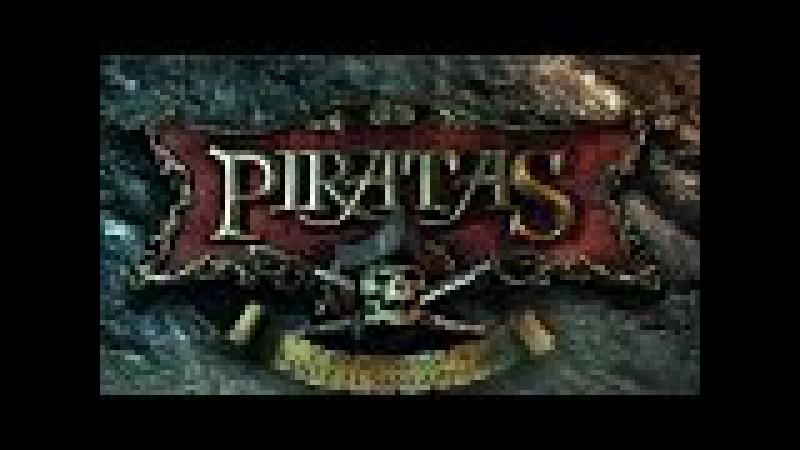 Пираты- Испания. Исторический сериал. 2 серия