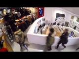 Yeezy launch footage from Titolo Zurich, Switzerland