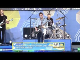 Hozier - Jackie and Wilson - Summer Concert GMA