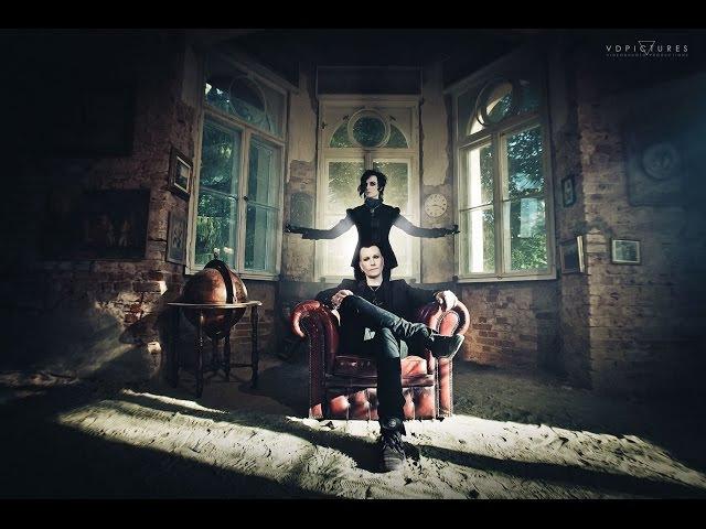 Blutengel Meinhard - Kinder der Sterne (Official Videoclip)