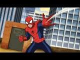 Великий Человек-паук -  Жуть - Сезон 1, Серия 9