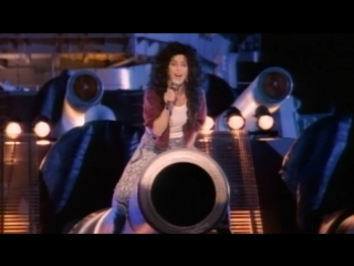 Cher - if i could turn back time (official music video)1080