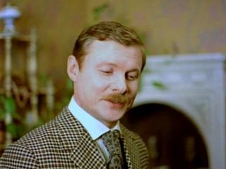 Приключения Шерлока Холмса и доктора Ватсона. (1983. Сокровища Агры. Серия 2).
