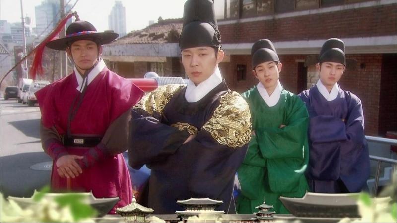 Озвучка - серия 1/20 - Принц с чердака (Ю. Корея) / The Rooftop Prince / 옥탑방 왕세자 (Oktabbang Wangseja)