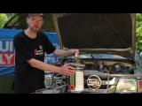 Технология очистки системы впрыска (инжектора) топлива препаратами LIQUI MOLY.