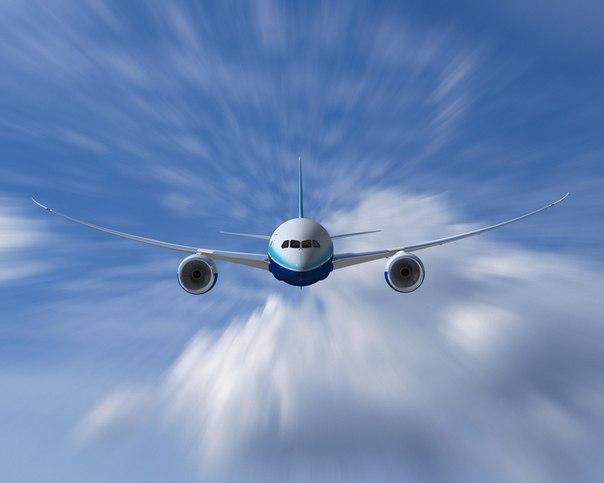 В падающем самолете атеистов не бывает.