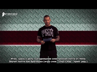 [#My1 ] S01E04. CM Punk s Grammar Slam - There Their Theyre