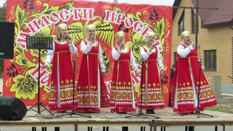 14.10.2015г. г.Жиздра Престольный праздник Покров Богородицы.