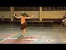 Танец от бедра...