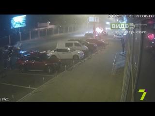 Смертельное ДТП в Одессе (видео с камер наблюдения) | ДТП авария