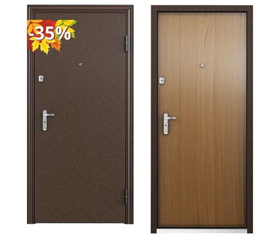 входная дверь металлическая серпухов цена
