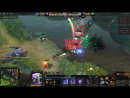 Dota 2. Teamfight 5 vs 5 and Pugna failed