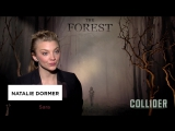Taylor Kinney and Natalie Dormer Discuss the Eerie Truths Behind 'The Forest'