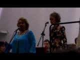 Надежда Крыгина и Валентина Моисеева 21 мая 2015