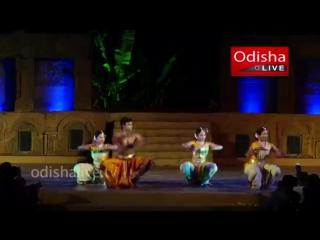 Bharatanatyam - Parshwanath - Dhauli Kalinga Mahotsav 2016